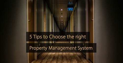 Property Management System - Guide hotel revenue management and hotel marketing