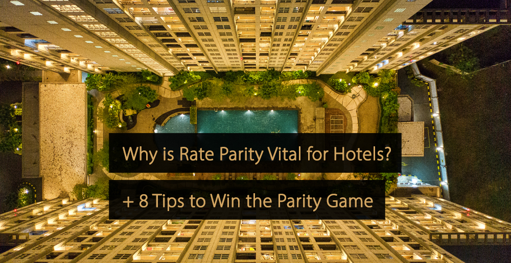 Rate parity tips for hotels
