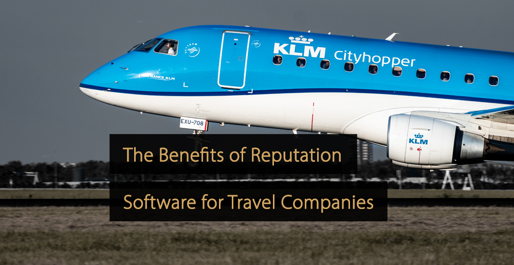Reputation Management Software - Travel Industry - Tourism industry
