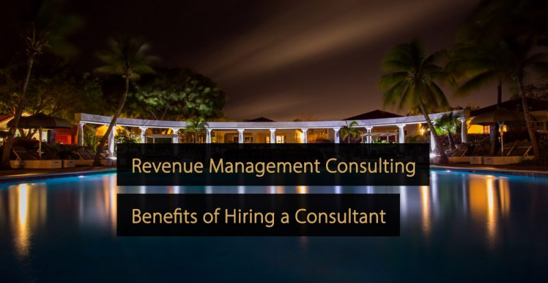 Revenue Management Consulting - Consultant