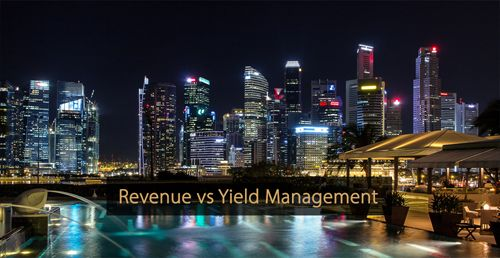 Revenue Management vs Yield Management - Guide hotel revenue management and Guide hotel marketing