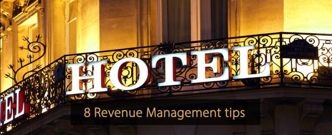 Revenue management tips