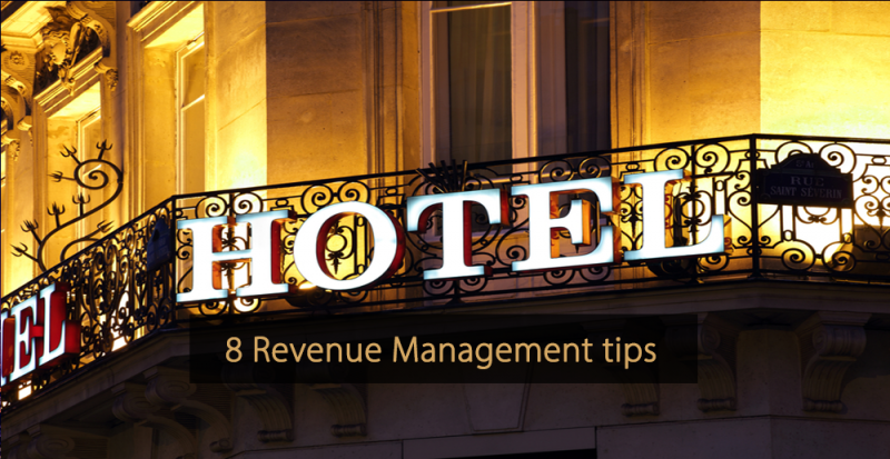 Revenue management tips