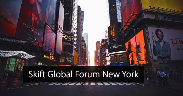 Skift Global Forum New York