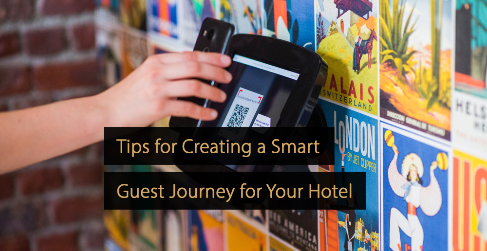 Smart Guest Journey for Hotels