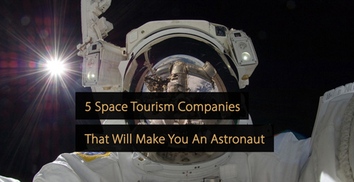 Space tourism - Guide