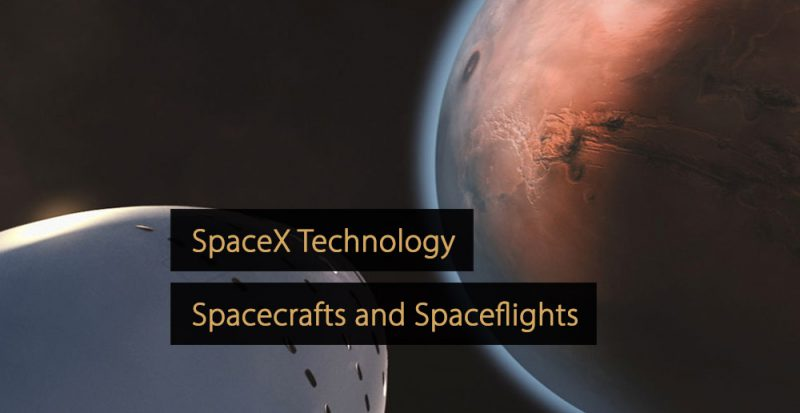 Spacex space flights - Space tourism company