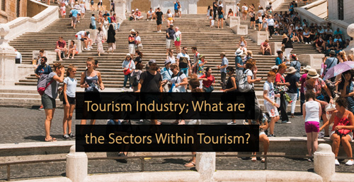 Tourism industry - Guide