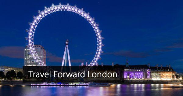 Travel forward London - Travel forward conference