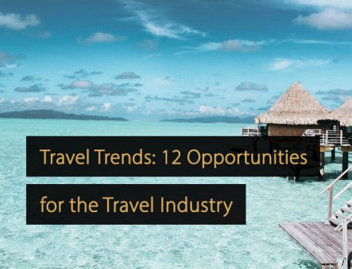 Travel Trends: 12 Opportunities for the Travel Industry