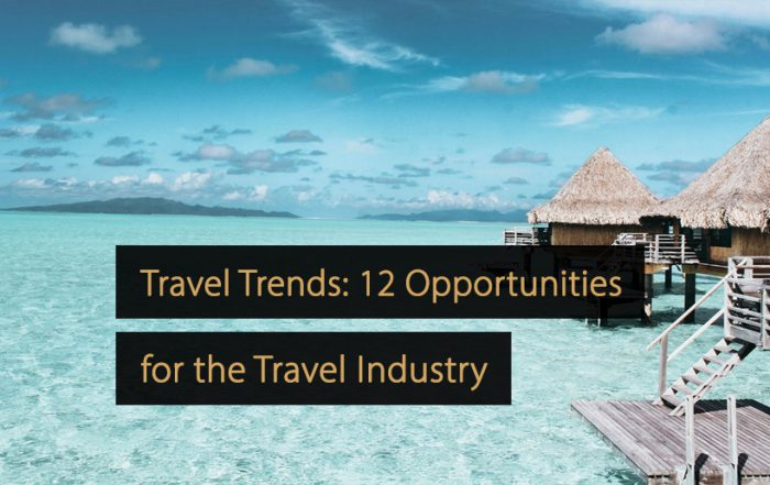 Travel trends - Travel trend