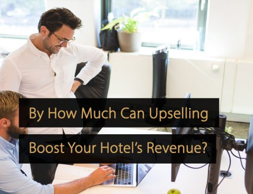 By How Much Can Upselling Boost Your Hotel's Revenue? [Free benchmark report]