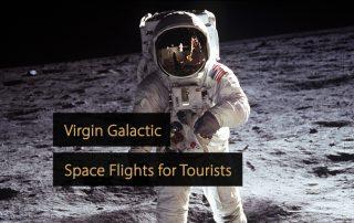Virgin Galactic - Virgin Space Flights