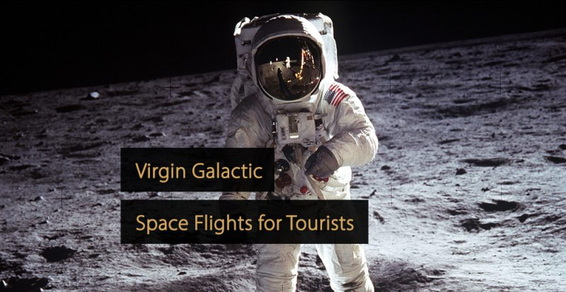 Virgin Galactic - Virgin Space Flights