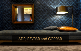 What is ADR, REVPAR and GOPPAR - Hotel KPI's