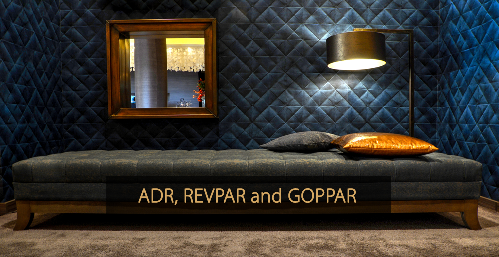 ADR, REVPAR and GOPPAR | Revenue Management KPI's Explained