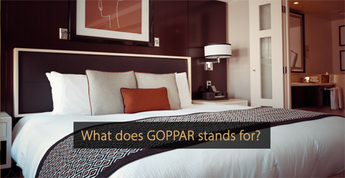 What is GOPPAR - Guide hotel revenue management and Guide hotel marketing