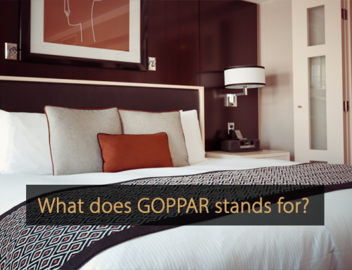 What does GOPPAR stands for?