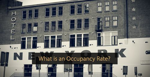 What is an occupancy rate - Guide hotel revenue management and Guide hotel marketing