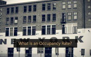 What is an occupancy rate - hotel industry - hospitality industry