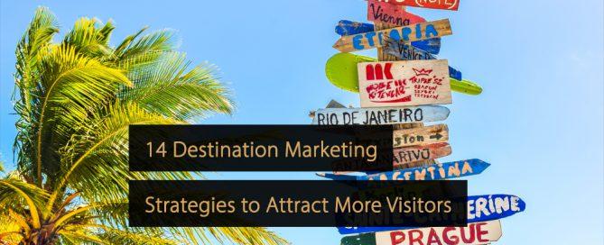 destination marketing - destination marketing strategies