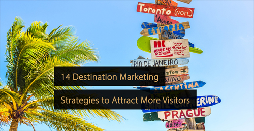 destination marketing - destination marketing strategies - hotel marketing handbook