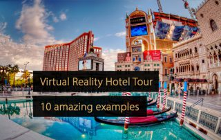 vr hotel tour - virtual reality hotel tours