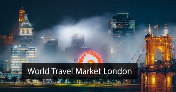 wtm London - World travel market London